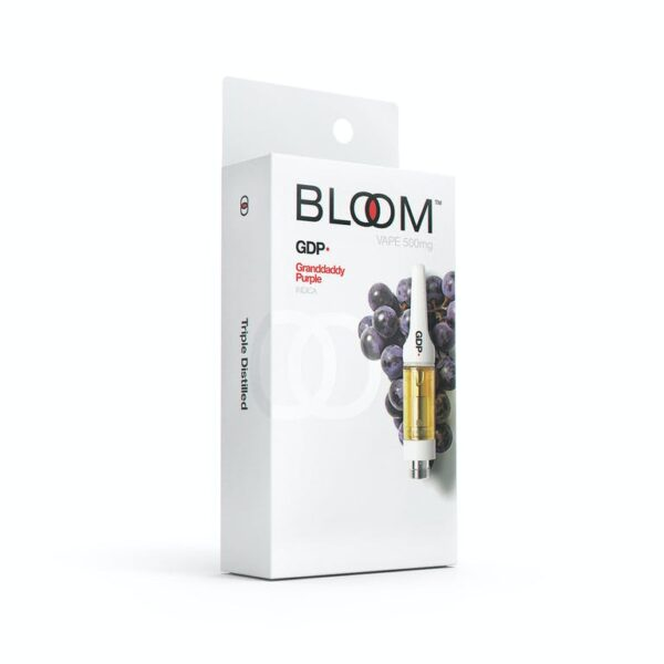 Bloom vape granddaddy purple